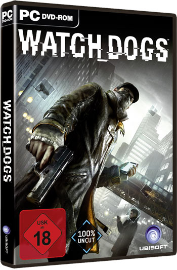 Cover: Watch Dogs