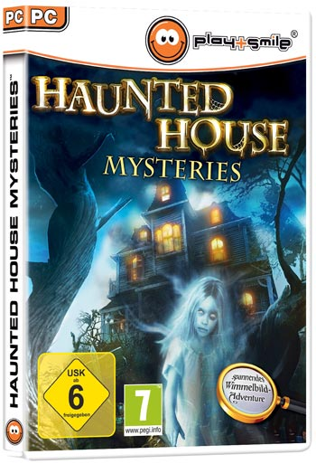 Haunted House Mysteries Cover