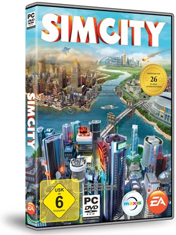 Sim City Cover