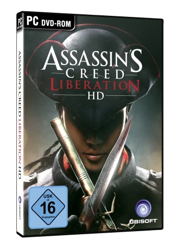 Cover: AC - Liberation HD