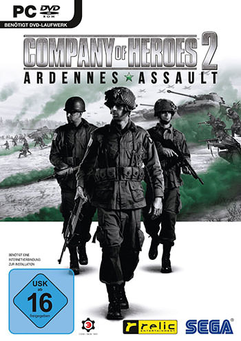 Company of Heroes 2: Ardennes Assault Cover