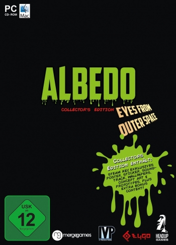Albedo: Eyes from Outer Space Cover