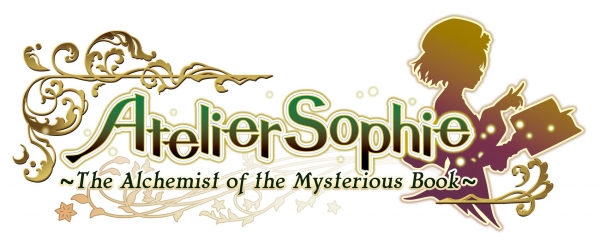 Atelier Sophie: The Alchemist of the Mysterious Book Logo