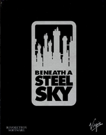 Beneath a Steel Sky Cover
