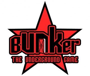Bunker: The Underground Game Logo
