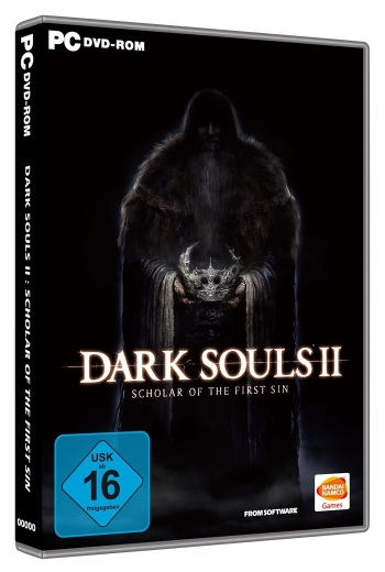 Dark Souls 2: Scholar of the First Sin Cover