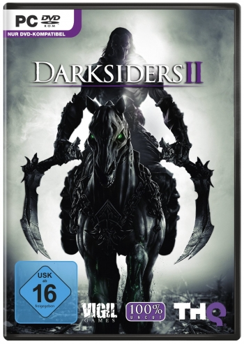 Darksiders 2 Cover