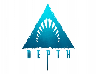 DEPTH - Sharks vs. Men Logo