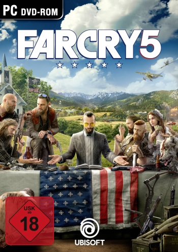 Far Cry 5 Cover