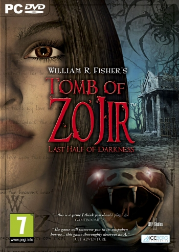Last Half of Darkness - Tomb of Zojir Cover