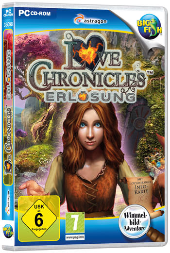 Love Chronicles - Erlösung Cover