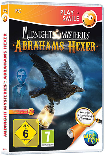 Midnight Mysteries: Abrahams Hexer Cover
