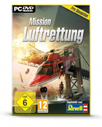 Mission Luftrettung Cover