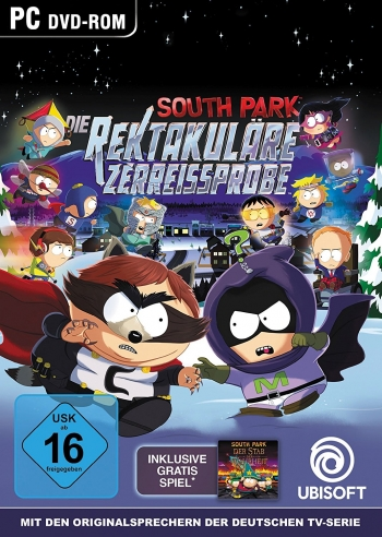 South Park: The Factured but Whole Cover