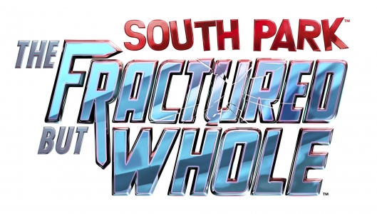 South Park The Factured but Whole Logo