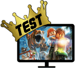 Test: Lego Jurassic World