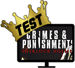 Test: Sherlock Crimes Punishment