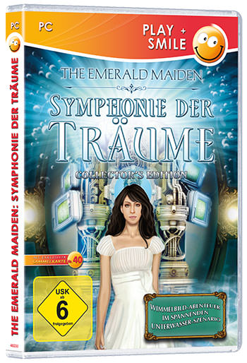The Emerald Maiden: Symphonie der Träume Cover