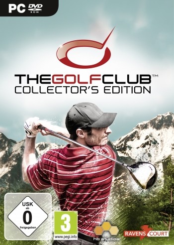The Golf Club Collector's Edition Cover