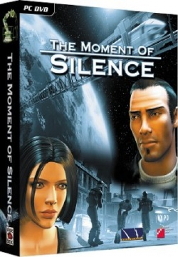 The Moment of Silence Cover