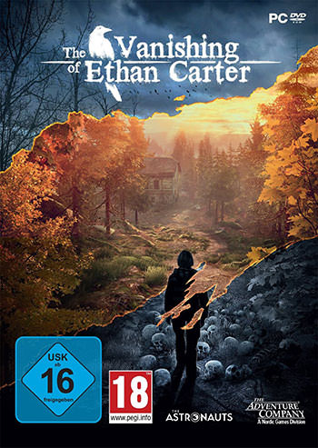 The Vanishing of Ethan Carter Cover