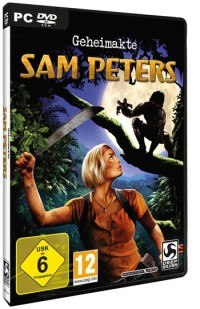 Geheimakte Sam Peters Cover
