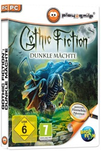 Gothic Fiction: Dunkle Mächte Cover