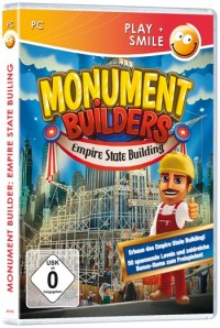 Monument Builders: Empire State Building Cover