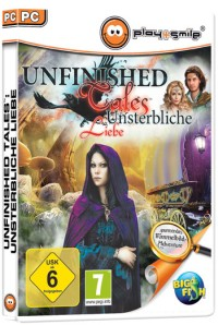 Unfinished Tales: Unsterbliche Liebe Cover