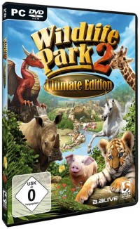 Wildlife Park 2 - Ultimate Edition Cover