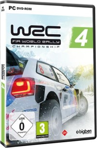 WRC4 Cover