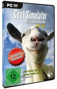 Goat Simulator Cover