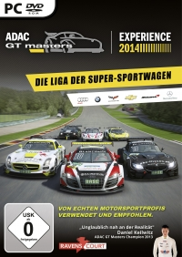 ADAC GT Masters Experience 2014 Cover