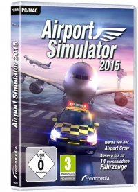 Airport Simulator 2015 Cover