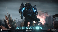 Alienation Cover