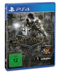 ArcaniA - The Complete Tale Cover