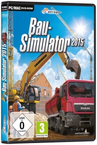 Bau-Simulator 2015 Cover