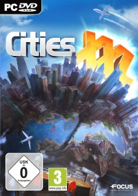 Cities XXL Cover