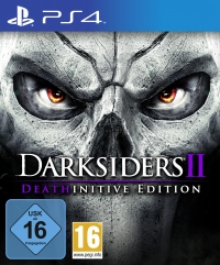 Darksiders 2 - Deathinitive Edition Cover
