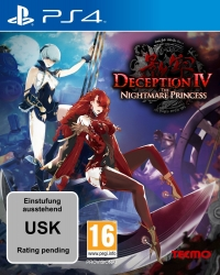 Deception IV: The Nightmare Princess Cover