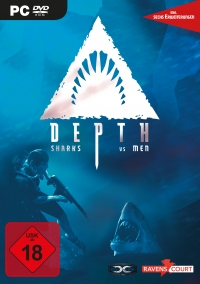 DEPTH - Sharks vs. Men Cover
