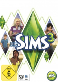 Die Sims 3 Cover