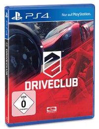 DriveClub Cover