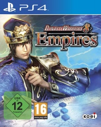 Dynasty Warriors 8 Empires Cover