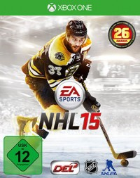 EA Sports NHL 15 Cover