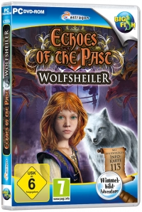 Echoes of the Past: Wolfsheiler Cover