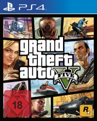 GTA 5 - Grand Theft Auto V Cover