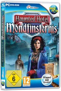 Haunted Hotel: Mondfinsternis Cover