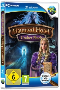 Haunted Hotel: Uralter Fluch Cover