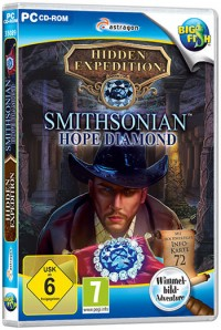Hidden Expedition: Smithsonian Hope Diamond Cover